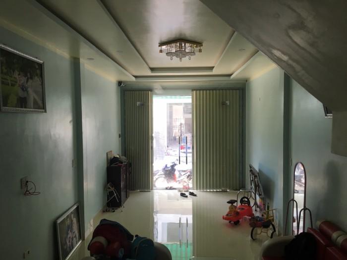 Bán nhà 3 tầng hẻm 7m Hùng Vương Quảng Ngãi