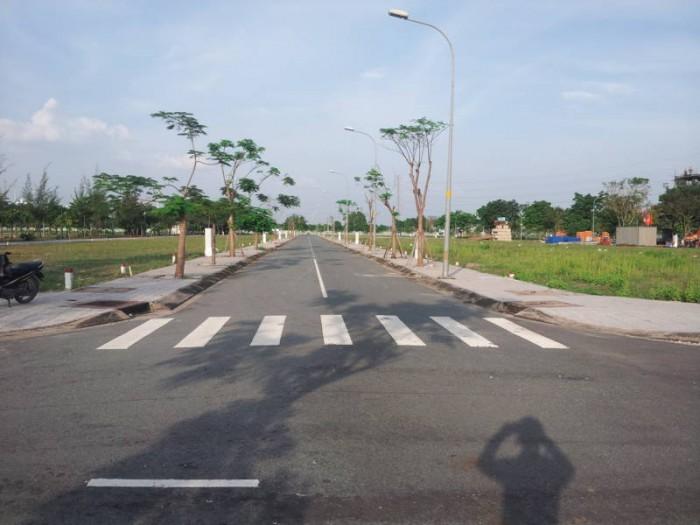 BIDV phát mãi 3 lô đất giá 799tr/90m2 ngay Phong Phú, Bình Chánh.