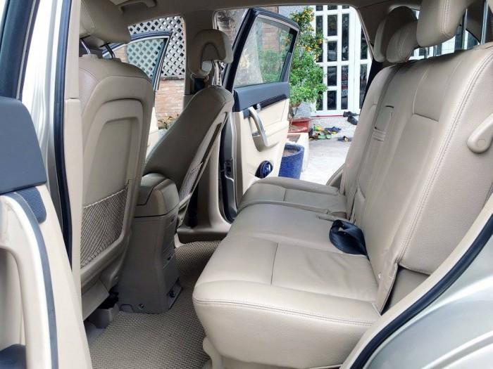 Chevrolet Captiva Sport sản xuất năm 2009 Số tự động Động cơ Xăng