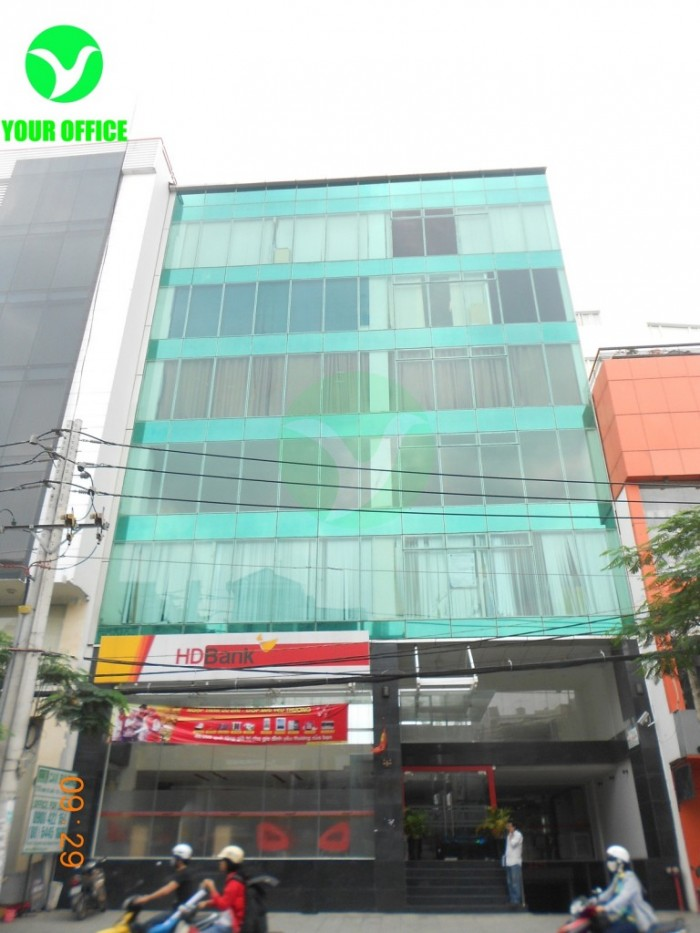 Tòa nhà cavi building cho thuê văn phòng 57m2 lầu 6