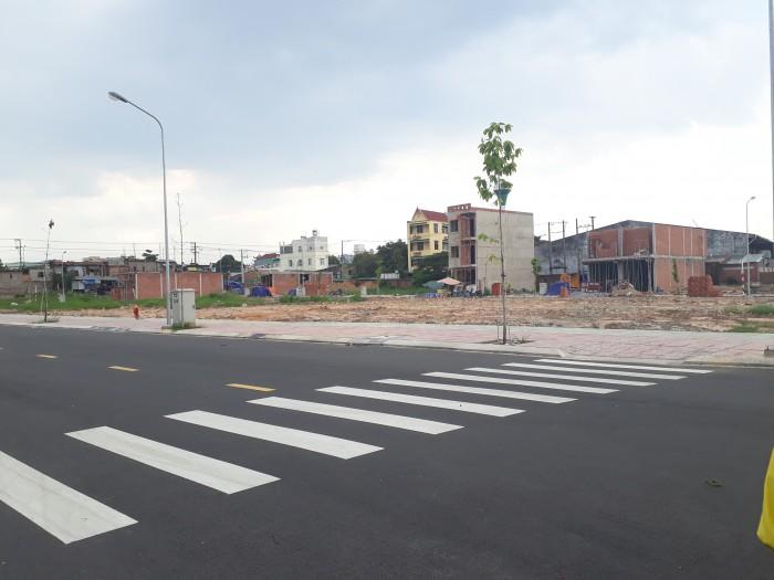 Bán nền đất ngay gần Làng Đại Học, Khu dân Cư đông đúc, đầu tư cực tốt
