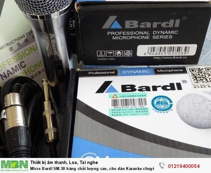 Micro Bardl SM-30 hàng chất lượng cao, c3