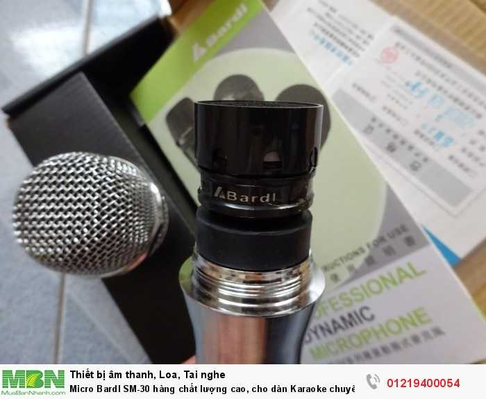 Micro Bardl SM-30 hàng chất lượng cao, c5
