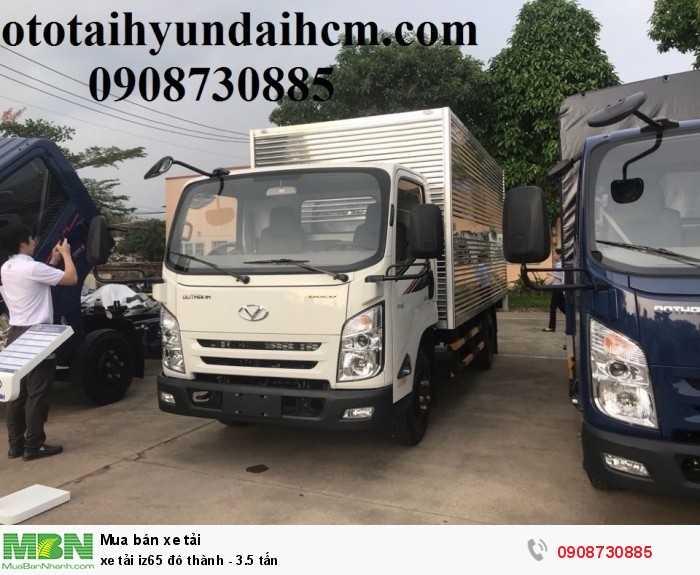 Xe tải IZ65 đô thành - 3.5 tấn 0