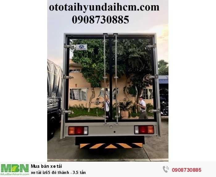 Xe tải IZ65 đô thành - 3.5 tấn 1
