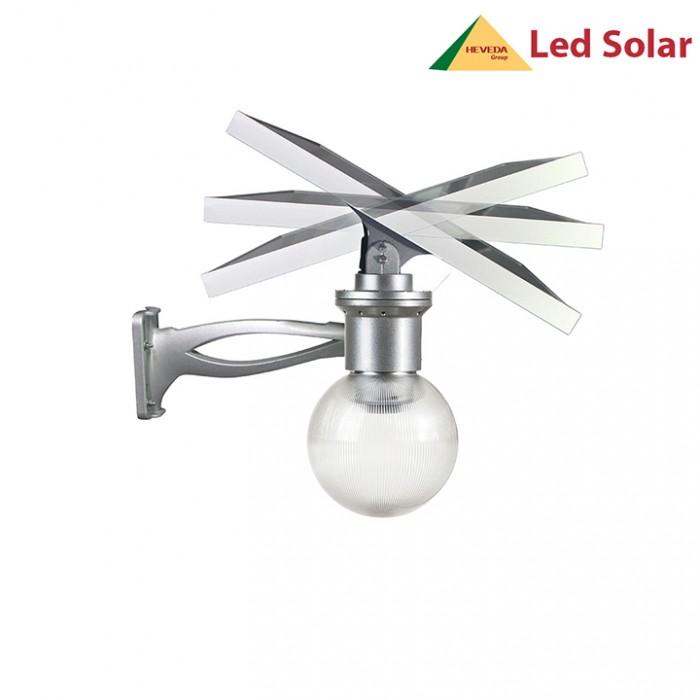 Đèn led năng lượng mặt trời 8W2