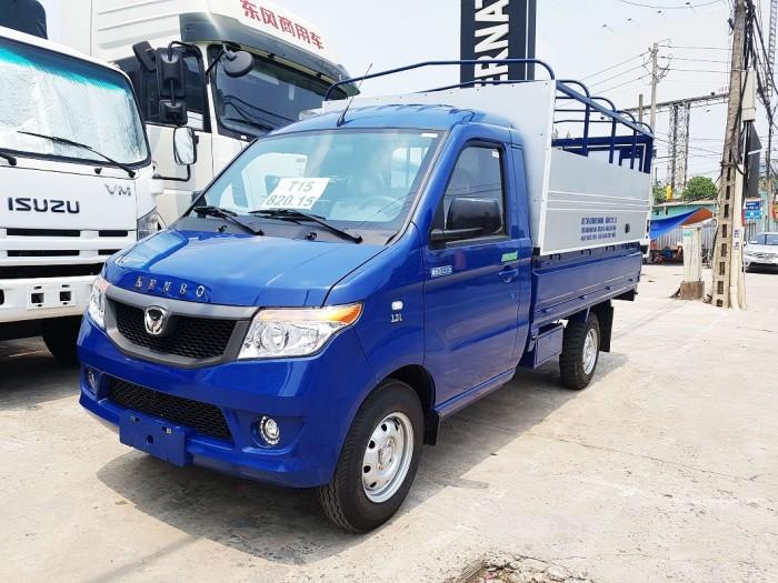 xe tải kenbo 990kg thùng mui bạt 990kg - xe tải nhập khẩu 990kg Nhật BẢN 3