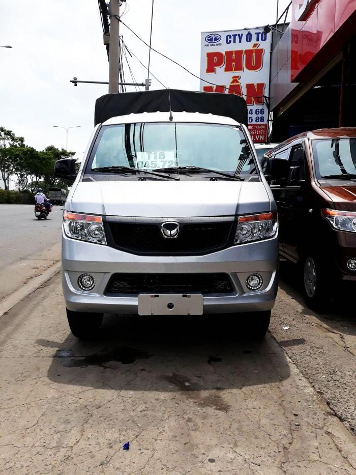 xe tải kenbo 990kg thùng mui bạt 990kg - xe tải nhập khẩu 990kg Nhật BẢN 0