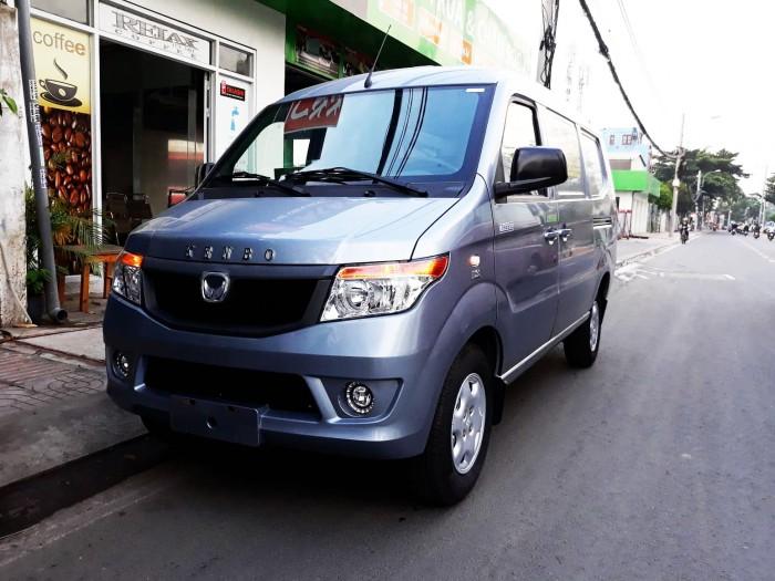 xe tải kenbo 990kg thùng mui bạt 990kg - xe tải nhập khẩu 990kg Nhật BẢN 2