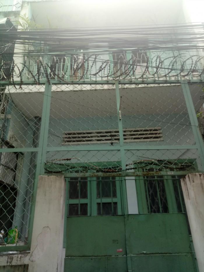 Bán nhà Lê Văn Sỹ, quận 3 – (DT: 3,7m * 17,6m)