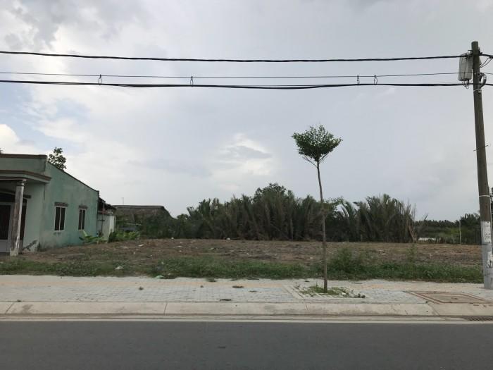 Chuyển nhà ra Bắc, bán gấp 1123m2 đất mặt tiền đường Nguyễn Bình, ngang 34.2m, nở hậu