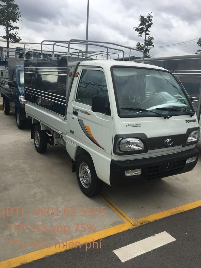 Thaco towner 800 tải trọng 850,900,990.Trả góp 80%