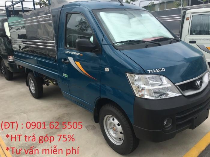 Bán Thaco Towner 990 tải trọng 990 - Trả góp 80%, 100% trước bạ .LH ngay để được giá tốt