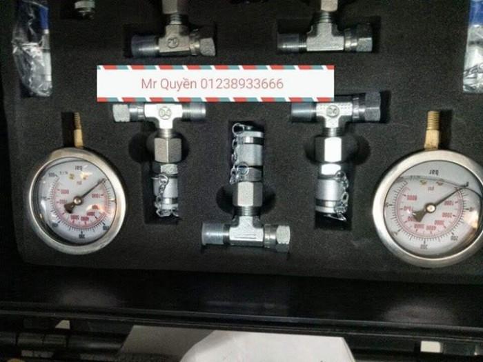 Bộ đồng hồ đo áp suất thủy lực3