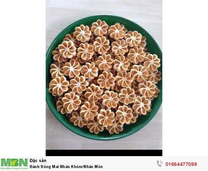 Bánh Bông Mai Nhân Khóm/Nhân Môn0