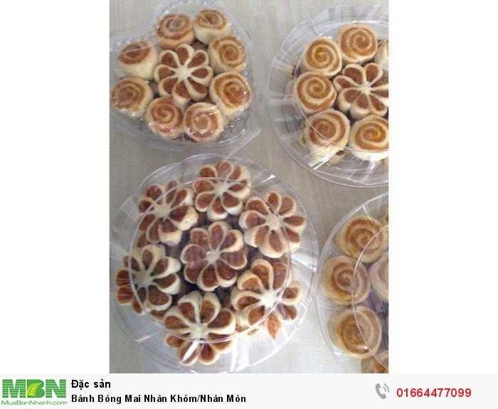 Bánh Bông Mai Nhân Khóm/Nhân Môn3