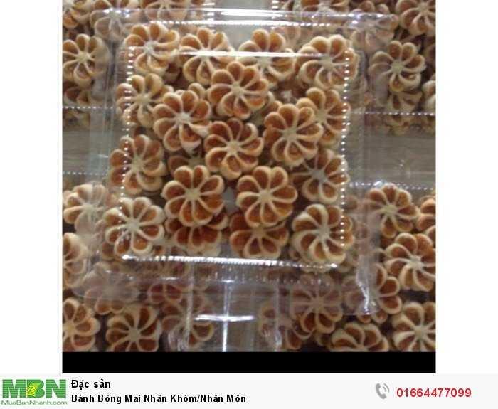 Bánh Bông Mai Nhân Khóm/Nhân Môn4
