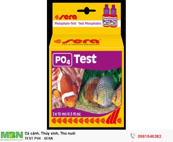 TEST PO4 - SERA1