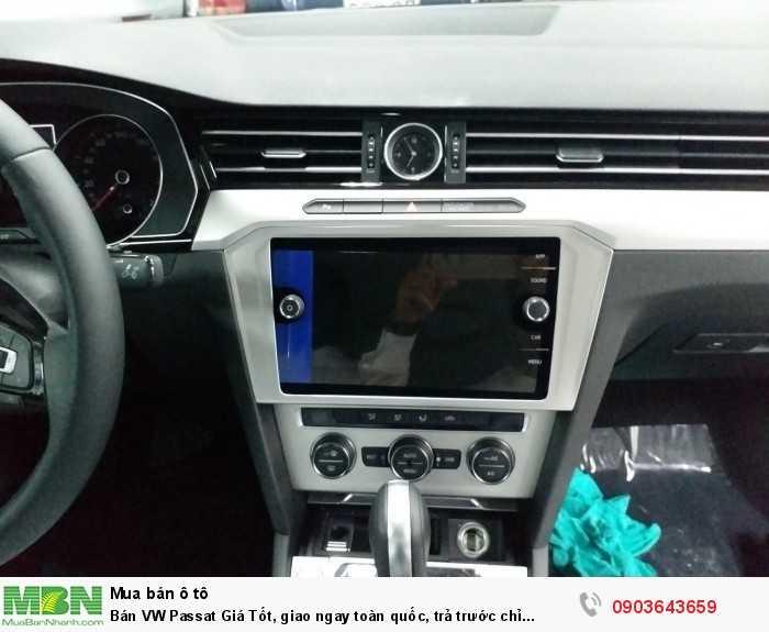 Bán VW Passat Giá Tốt, giao ngay toàn quốc, trả trước chỉ 300tr 4