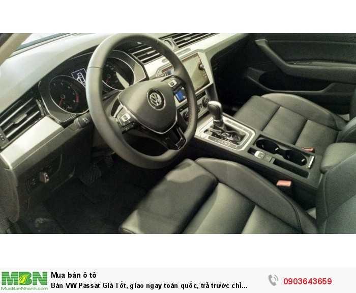 Bán VW Passat Giá Tốt, giao ngay toàn quốc, trả trước chỉ 300tr 6