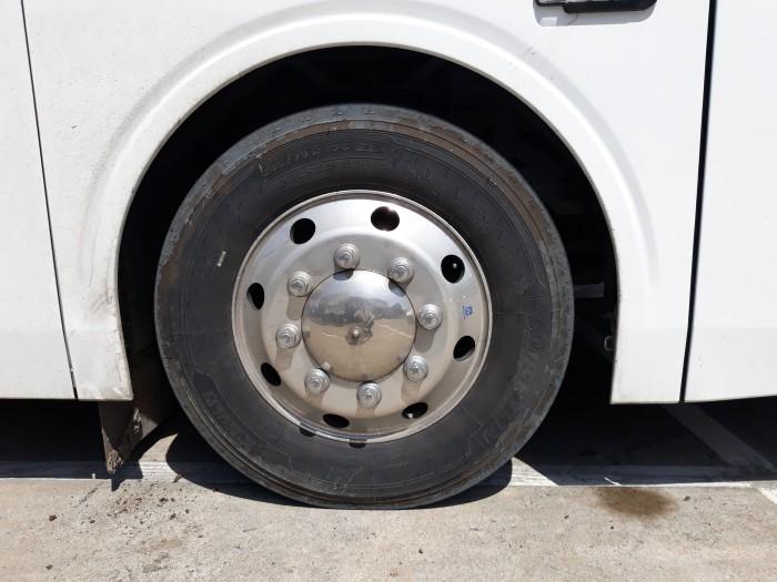 Xe Thaco Bus TB85S đời mới 2018.