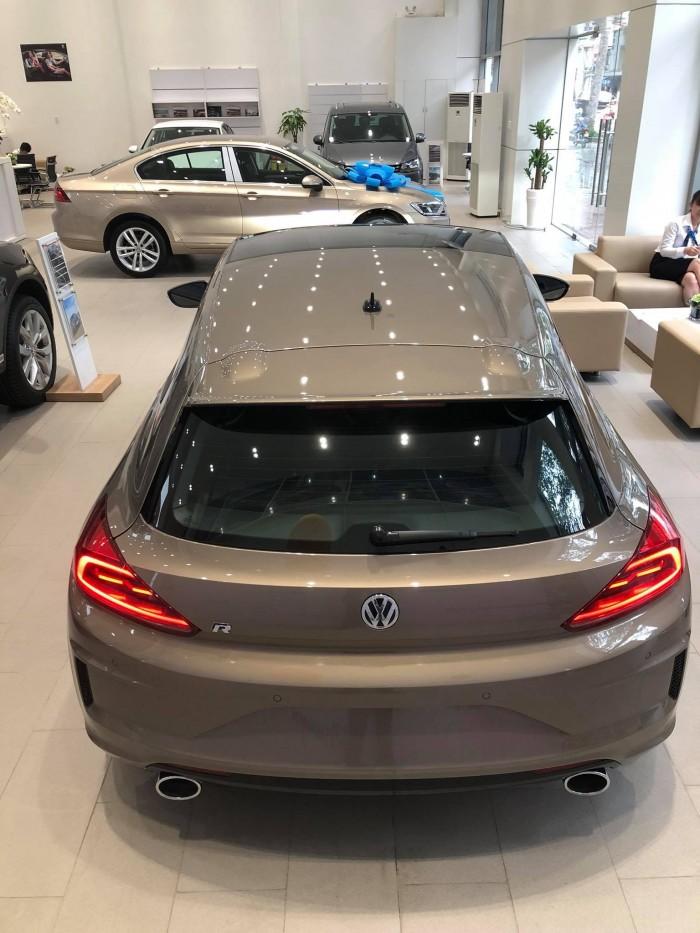 Bán VW Scirocco xe coupe thể thao nhiều màu giao ngay, giá tốt nhất 5