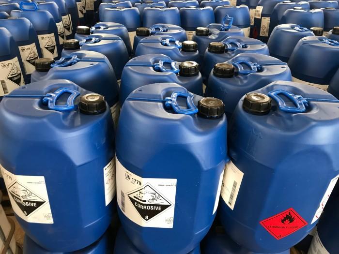 Bán Acid Formic 85% BASF Đức giá cạnh tranh nhất0