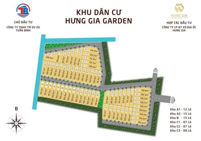 Khu dân cư Hưng Gia Garden Hàm Thắng