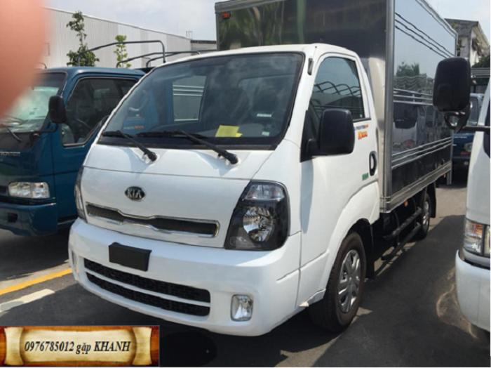 Bán xe tải THACO Frontier K200 mới 2018, xe sẵn giao ngay