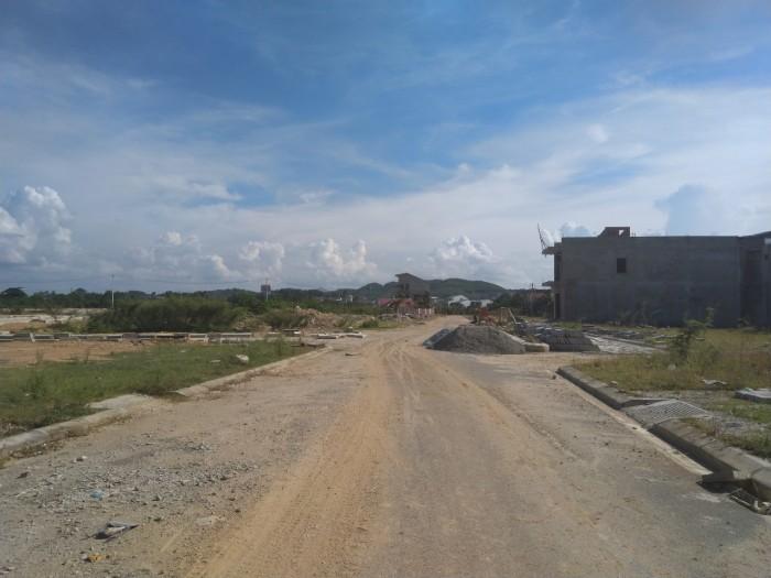 Đất mặt tiền đường 13m, Khu hạ tầng kỹ thuật Thủy Dương, cách cầu Vượt 300m