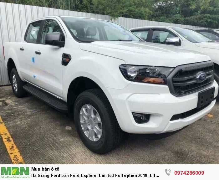 Hà Giang Ford bán Ford Explorer Limited Full option 2018