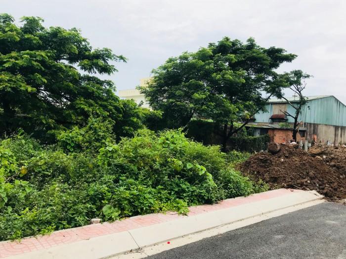2 lô đất hxh Lê Trọng Tấn, sổ hồng riêng, ngay chợ Phan Đăng Giảng 60m2