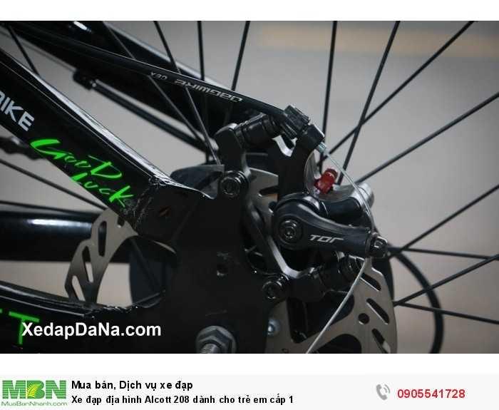 Xe đạp địa hình Alcott 208 dành cho trẻ em cấp 1