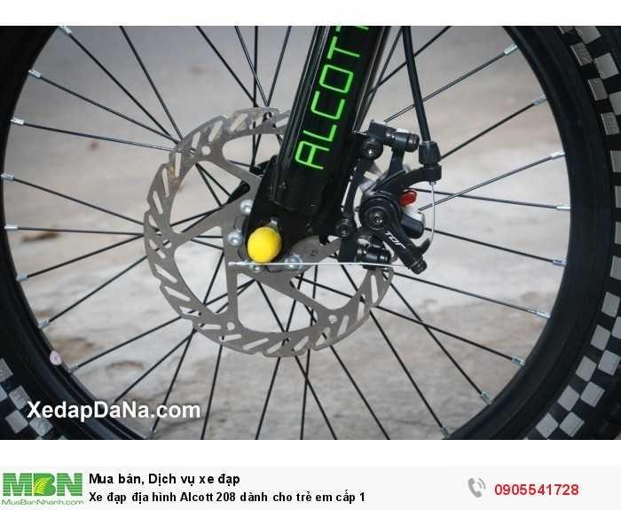 Xe đạp địa hình Alcott 208 dành cho trẻ em cấp 1 6