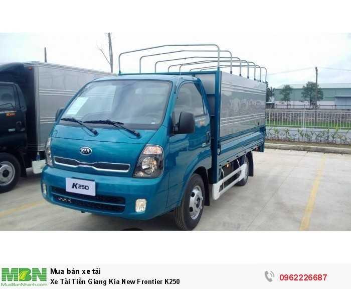 Xe Tải Tiền Giang Kia New Frontier K250