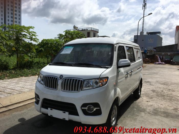 Xe tải Van Dongben 5 Chỗ X30 – V5M – 490 kG –lưu thông thành phố 24/7- Không Bị Cấm Giờ