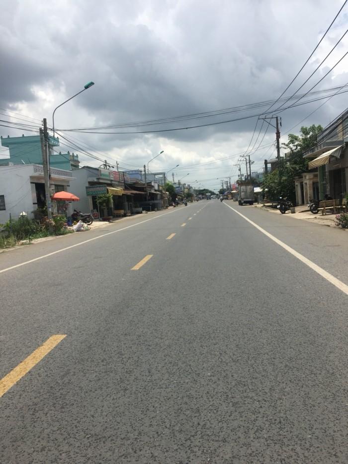 Bán đất KDC Mới đường Vĩnh Lộc, xã Lê Minh Xuân, Bình Chánh, cách trung tâm Quận Bình Tân 3km.