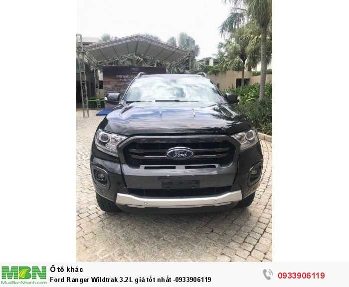 Ford Ranger Wildtrak 3.2L giá tốt nhất