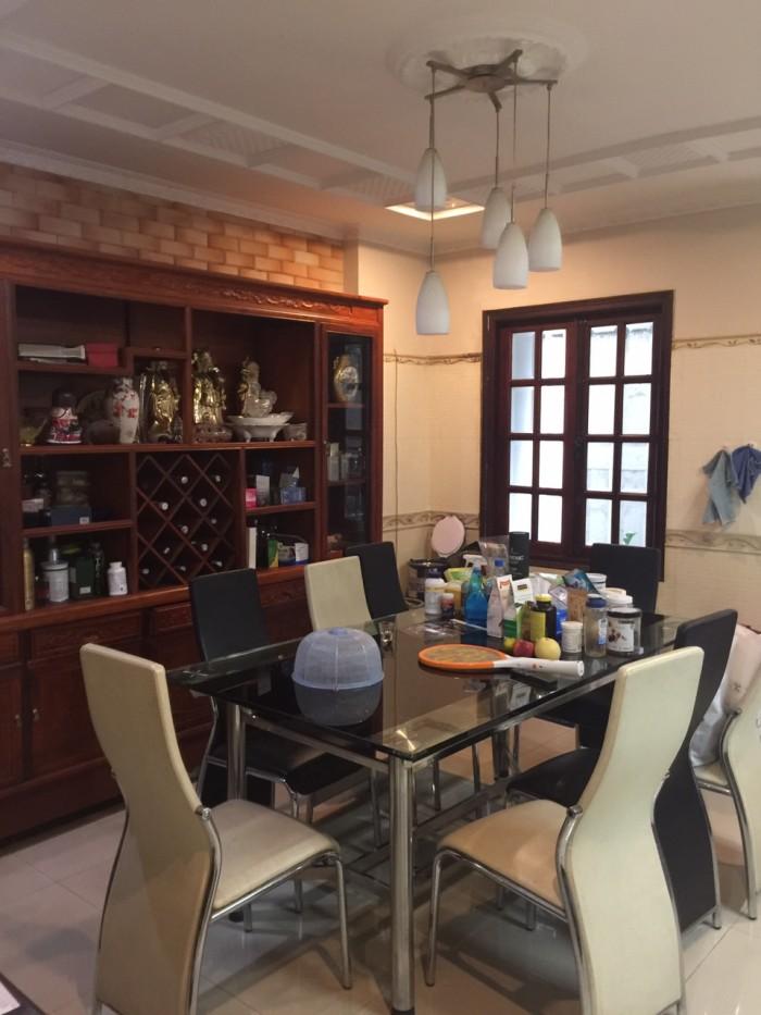 Bán Căn Nhà Đẹp 120m2 Đường 12m KDC Trung Sơn, Bình Chánh