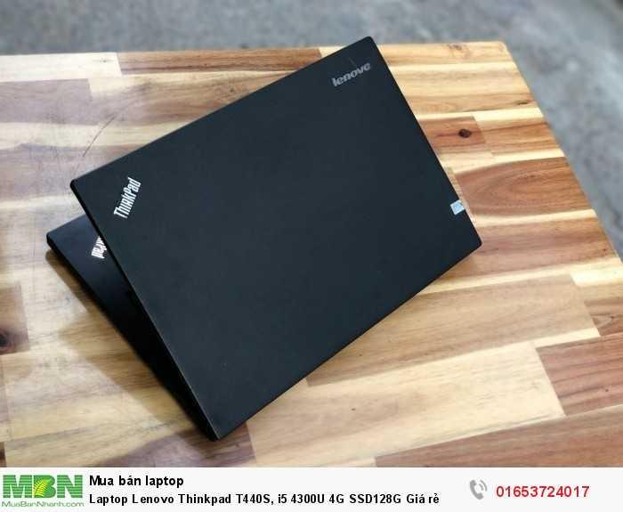 Laptop Lenovo Thinkpad T440S, i5 4300U 4G SSD128G Giá rẻ3
