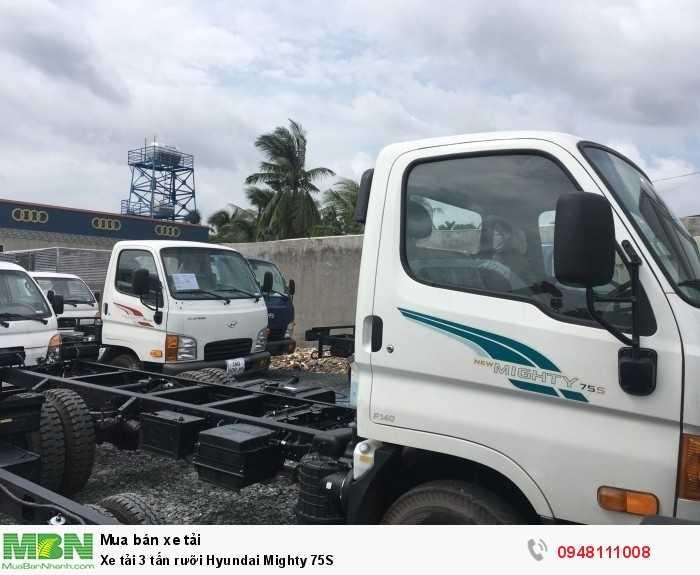 Xe tải 3 tấn rưỡi Hyundai Mighty 75S