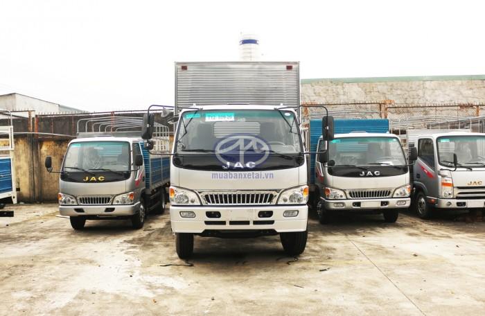 Xe tải Jac 9T1 đời 2017 Euro2, xe tải Jac công nghệ Isuzu