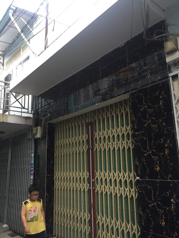 Nhà hẻm đường Bờ Bao Tân Thắng , P.Sơn Kỳ Q.Tân Phú