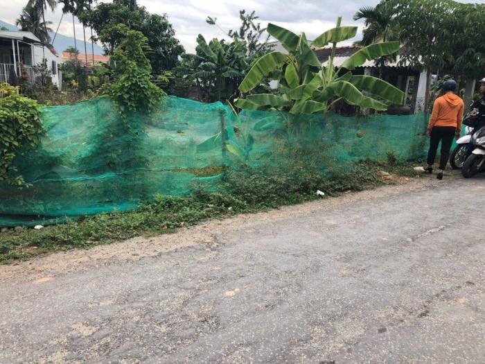 Bán lô đất mặt tiền đường Liên Thôn, cạnh bên khu dân cư Phú Ân Nam 2. Giá chỉ 9 triệu/m2