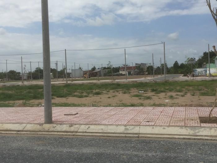 Mặt tiền quốc lộ 50- đất nền đô thị mới, 700triệu/100m2, xây trọ thu nhập 15 - 20