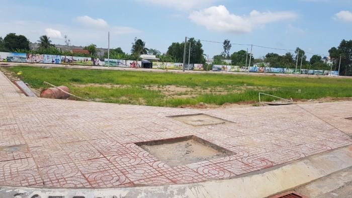 Lotus center Reverside - mảnh đất vàng, chỉ 700triệu/nền, bao giấy phép xây dựng, sổ hồng riêng