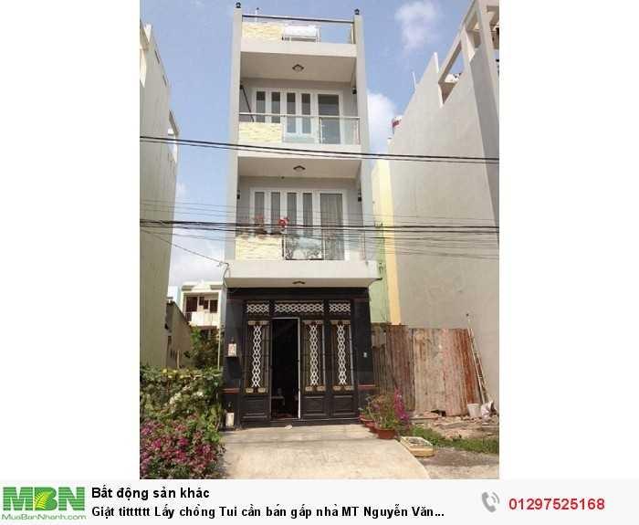Cần bán gấp nhà MT Nguyễn Văn Tạo, Nhà Bè.