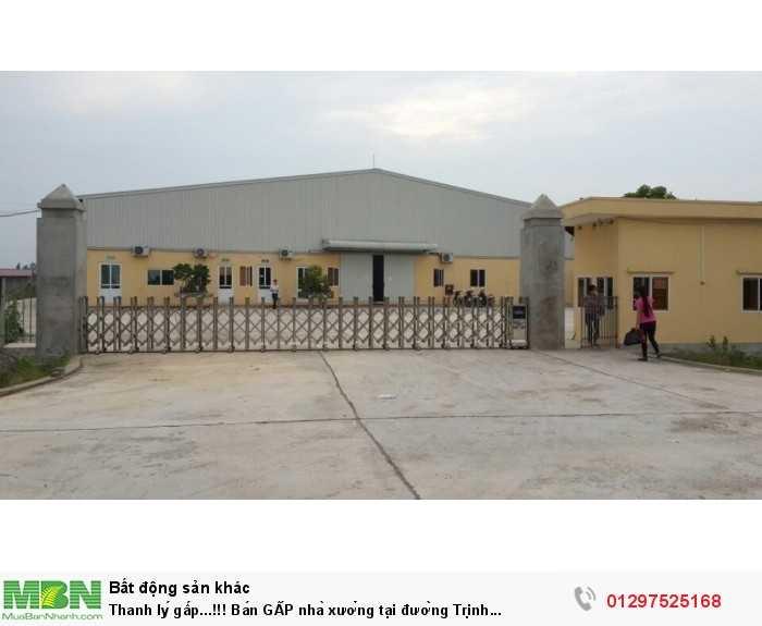 Bán Gấp Nhà Xưởng Tại Đường Trịnh Quang Nghị, Bình Chánh.