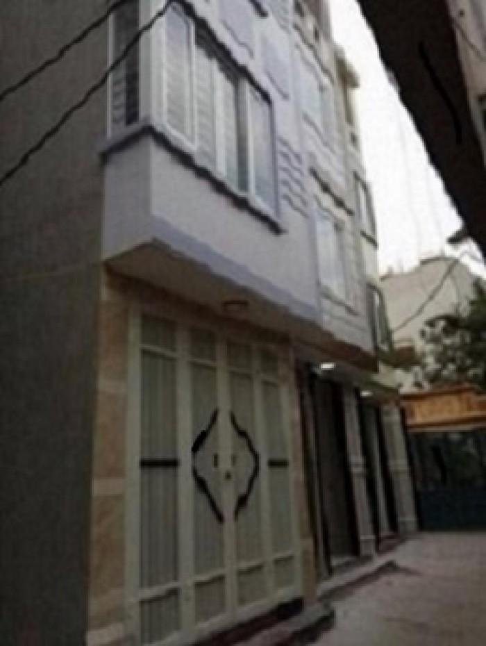 Bán Nhà* mới Số 8C ngõ 4 Phố Xốm-Phú Lãm.30m2*4T*3P