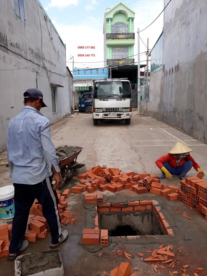 Bán đất Bình Chánh chính chủ 4x12,5m. 4x13,5m. 4x14m, 4x16m, 4x20m...xã Vĩnh Lộc A.